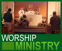 Worship Ministry at St. Mark