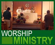 Worship Ministry at St. Mark